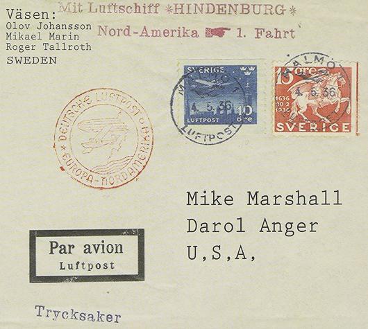 Marshall Anger Väsen